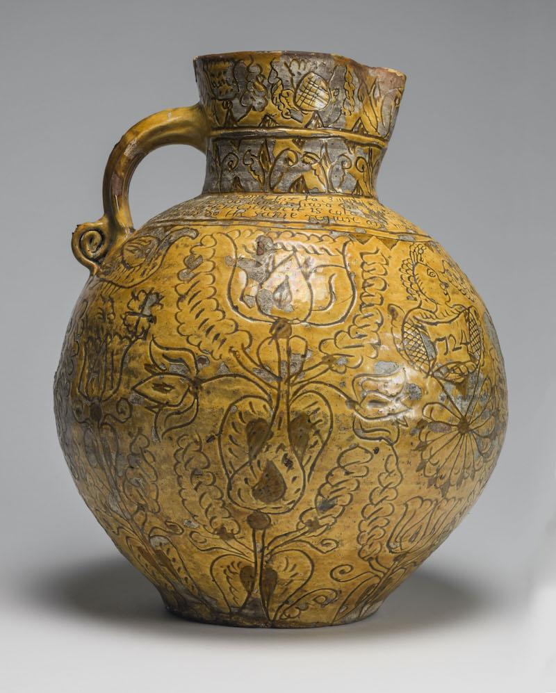 A harvest jug